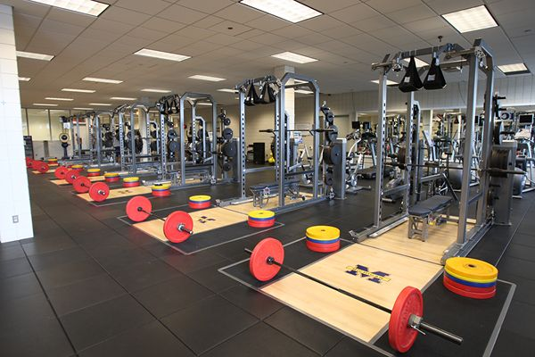 Michigan Football needs a new weight room | mgoblog