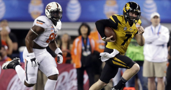 NCAA Football: Cotton Bowl-Oklahoma State vs Missouri