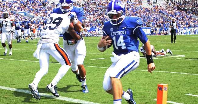 NCAA Football: Tennessee-Martin at Kentucky
