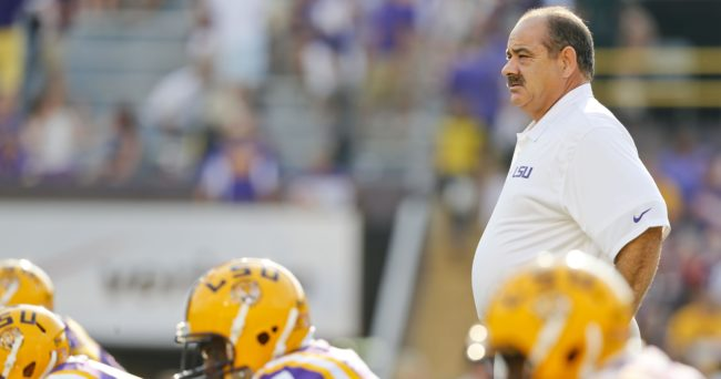 NCAA Football: Kent State at LSU