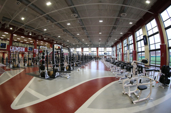 Mal Moore Athletic Facility Tour