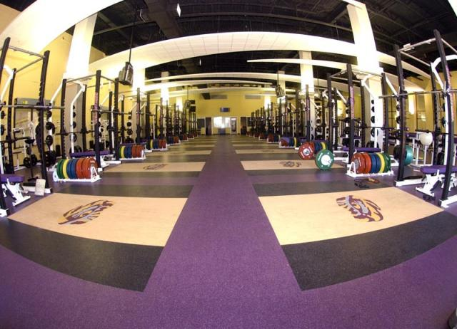 The best facilities around college football