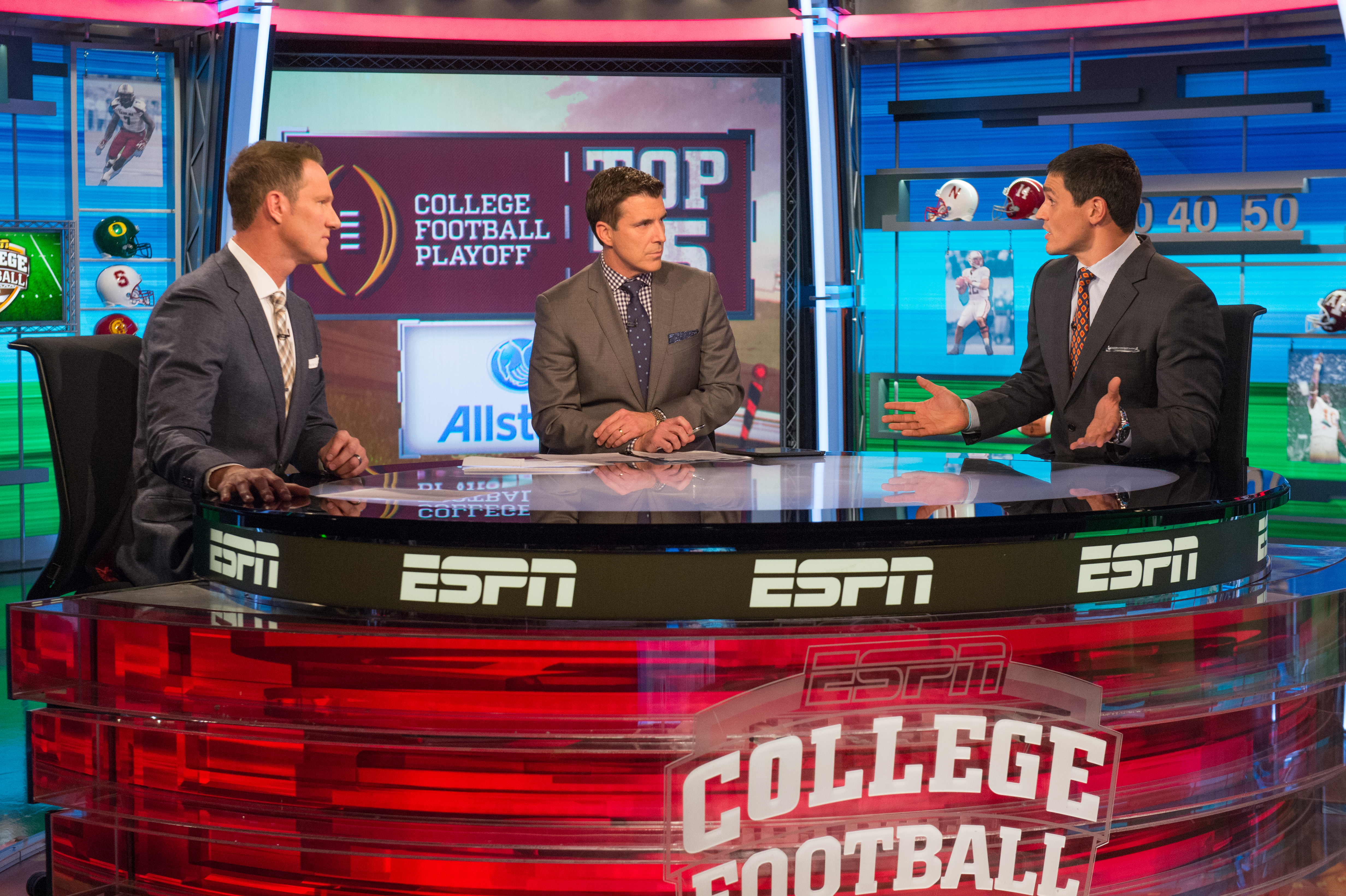espn playoff standings college football season opener