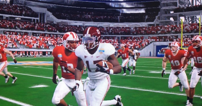 How 2015 Sec Players Would Rate In Ncaa Football 16 Video Game