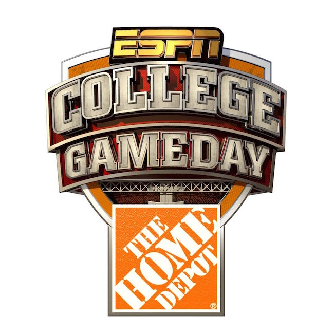 collegegameday espn gameday schedule
