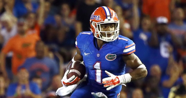 Vernon Hargreaves upgraded, should play at Kentucky