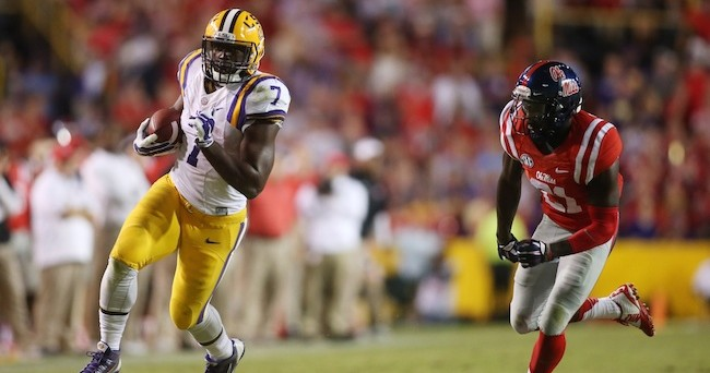5 Players to watch Saturday when Ole Miss plays LSU