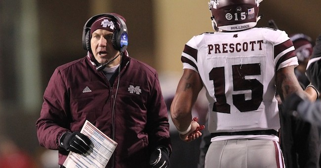 Mississippi State should prepare for shootout versus Ole Miss