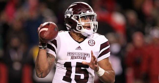 What a win in the Egg Bowl would do for Dak Prescott's Legacy