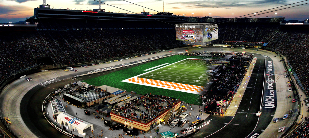 How Bristol Motor Speedway Will Become College Football 39 S